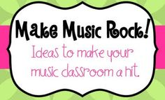 A music education blog with lesson plans and ideas for the elementary music classroom.