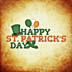 St. Patrick's Day Is Just Around The Corner! St. Patrick's Day celebration comes with a couple of traditions and customs which we associate with this festive and joyful day!