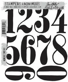 TIM HOLTZ - Numbers