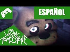 Five Nights at Freddy's 3 Song - Die In A Fire - TLT - Canción En Español (Talín Aqua Cover) - YouTube