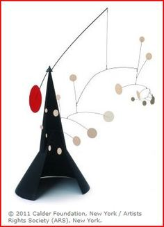Alexander Calder's Visual Poetry: Mobiles And Stabiles > Lesson Plans > Education > Albright-Knox Art Gallery Sculpture Lessons, Sculpture Projects, Alexander Calder, Mobile Sculpture, Sculpture Art, Sculpture Ideas, Art Journal Pages, Inspiration Room, Art Tumblr