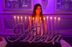Alexa Silver candle lighting