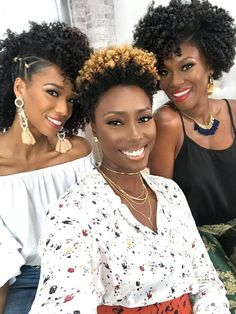 Building a community for women that love their natural hair, sharing tips and helping each other! We would love to have you!
