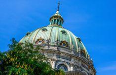 Dome of Frederik's Church by chriswtaylor Copenhagen, Taj Mahal, Explore, Building, Buildings, Exploring, Construction, Architectural Engineering
