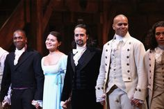 "The Cast Of ""Hamilton"" Beautifully Performed The Show's Opening Number At The Grammys"