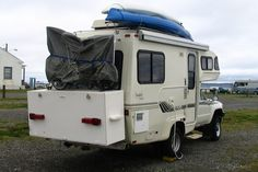 Types of Toyota Motorhomes (with Pictures)   eHow