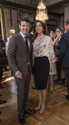 recepción de despedida en Christiansborg para el Lord Chamberlain: Agosto 20, 2014 | Página 2 | Cotilleando - El mejor foro de cotilleos sobre la realeza y los famosos