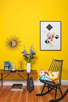 Farbgestaltung Für Ein Schlafzimmer In Den Wandfarben: Grün   Blau   Gelb |  Farbgestaltung   Schlafzimmer | Pinterest | Wandfarbe Grün, ...