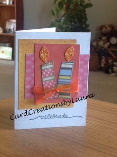 Celebrate - CardCreationsbyLaura