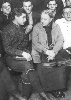 Krupskaya, 1930s
