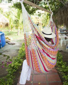 Hängestuhl Catalina Pattila #hängestuhl #häbgesessel #hammock #hangingchair #lallaxhammocks