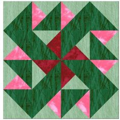 examples of 4 x4 quilt blocks