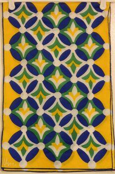 Vera Neumann Silk Scarf