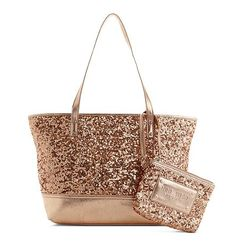 cute purse in my all time fav color ROSE GOLD