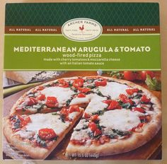 What's Good at Archer Farms?: Archer Farms Mediterranean Arugula & Tomato Wood-Fired Pizza