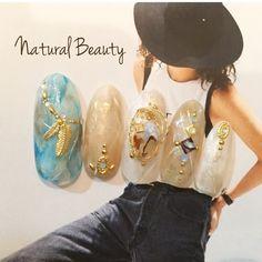 naturalbeauty Summer Gel Nagel Medium Beige S – Nail ARTS – # … - bigoltrucks Japanese Nail Design, Japanese Nail Art, Nail Art Rhinestones, Rhinestone Nails, Fancy Nails, Cute Nails, Japan Nail, Summer Gel Nails, Gem Nails