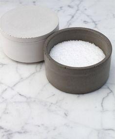 Marble + Concrete