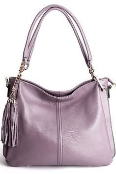 937f3b8aa295 Leather Hobo bag for women made with genuine cow leather in  crossbody messenger bag style