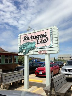 Tortuga's Lie in Nags Head, NC