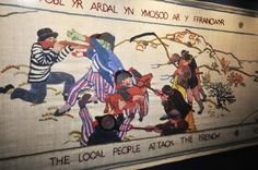 fishguard tapestry - Google Search