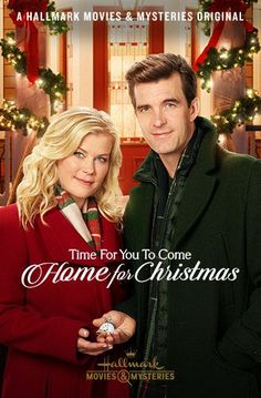 Its a Wonderful Movie - Your Guide to Family and Christmas Movies on TV: Time for You to Come Home for Christmas - a Hallmark Movies amp; Mysteries Miracles of Christmas Movie starring Alison Sweeney and Lucas Bryant! Films Hallmark, Hallmark Holiday Movies, Hallmark Weihnachtsfilme, Family Christmas Movies, Hallmark Channel, Christmas Home, Christmas 2019, Cottage Christmas, Christmas Sewing