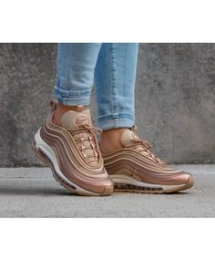 Women s Nike Air Max 97 Ultra 17 In Metallic Red Bronze White Trainer Nike  Air Max 5712d0489