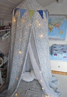 Kuschelhöhle Kinderzimmer | Spielerische Zelte Fur Kinder Baldachin Diy Kinderzimmer