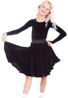 DSI Esme Juvenile Dance Leotard 1097J | Dancesport Fashion @ DanceShopper.com