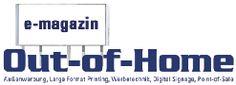 OUT-OF-HOME 1/2012 ist erschienen und hier auch elektronisch - blätterbar - zu lesen.