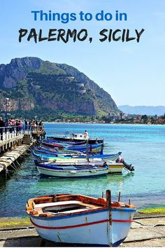 Top things to do in and around Palermo Sicily. From it's beautiful sandy beaches, clear blue water, historic sites and world class food, this Italian city has it all.