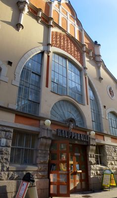 Tampereen kauppahalli Art Nouveau, Art Deco, Cities In Finland, Great Places, Places To Go, Akira, Summer Scenes, Big Town, Scandinavian Countries