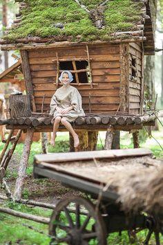 Photographer\s photo Комарова Дарья - Русские сказки