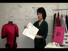 How-To: Dress Designing with Sure-Fit Designs - YouTube #surefitdesigns  #patternmaking #sloper