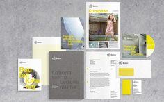 Neuer Markenauftritt für Beton. | Corporate Identity Portal
