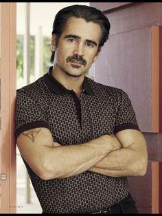 Colin Farrell by VF ITALIA