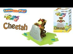 Cheetah - Modelling Clay Tutorial by JumpingClay - YouTube