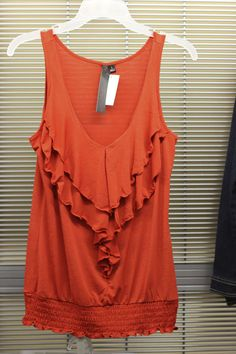 Orange Tank Top (available only in stores)      Click image to see weekly ad