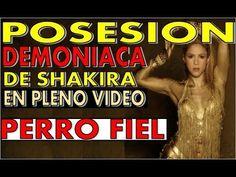 SHAKIRA (PERRO FIEL), POSESION EN PLENO VIDEO DEBES VERLO - YouTube
