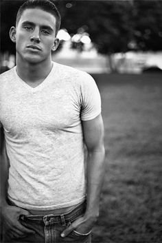 Channing Tatum, are you TRYING to seduce me?