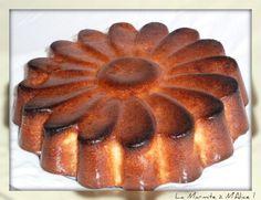 Gâteau Pommes et Pralin