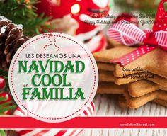 ¡Feliz Navidad y un Próspero Año 2016! ~ Happy Holidays & a Happy New Year! #LaFamiliaCool #Holidays2016