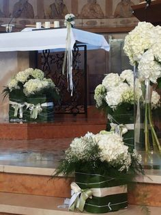 #matrimonio #ortensie