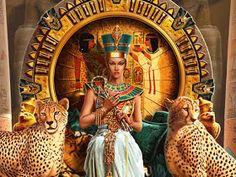 Клеопатра - последният египетски фараон