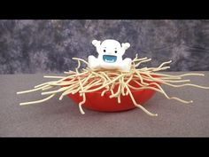 Yeti In My Spaghetti from PlayMonster