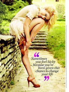 Christina Applegate, after cancer... #quote #cancer #Christina_Applegate