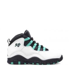 buy popular fce6f e4a2b Air Jordan 10 Retro Gp White Verde Black Infrared 23 487212 118
