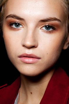 Vera Wang Spring 2013 Ready-to-Wear Beauty - Vera Wang Ready-to-Wear Collection - ELLE