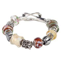 Bracelet Pandora Style Handmade Luxury BPSB019 - Buy one here---> https://www.missfashioned.com/bracelet-pandora-style-handmade-luxury-bpsb019/ - FREE Shipping - #fashion #jewelry #shopping #christmas #missfashioned