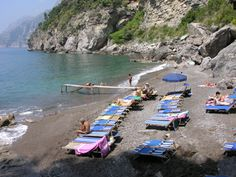 Italy  Don't Say a Word about Amalfi's Laurito- secret beach