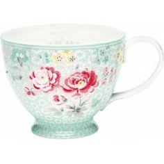 Greengate Teacup - Teacup - Lulu Mint